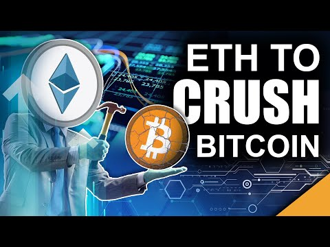 ETH to CRUSH Bitcoin (New Ethereum Upgrade Changes EVERYTHING)