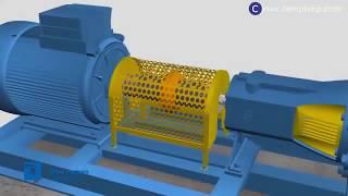 مترجم - شرح تركيب المضخات الطاردة المركزية Installation of Centrifugal Pump