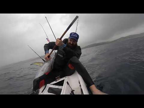 Kayak Fishing Durban