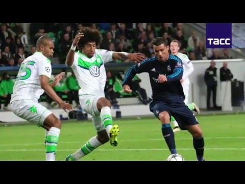 Реал вольфсбург матч футбол 1
