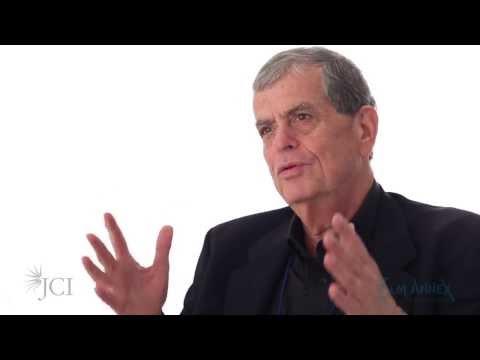 JCI's Conversations with Giants in Medicine: Aaron Ciechanover