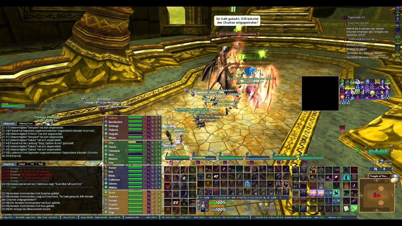 Aerakyn Commanders - EQ2 - Valor