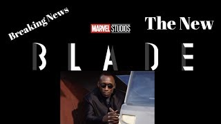 Marvel Studios Announces Mahershala Ali as The New BLADE - Comic Con 2019