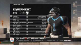 NCAA Football 12 - Road to Glory - QB Phillip Brooks [Episode 1] Creation: HS Weeks 1-3