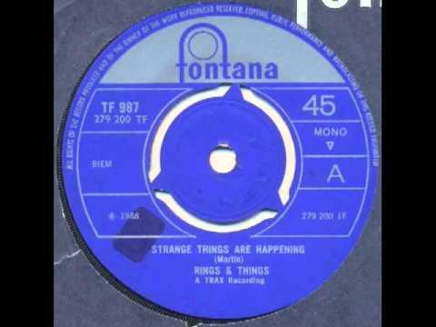Rings & Things - Strange things are happening (Swinging London psych pop)