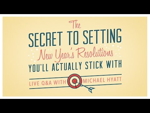 The Secrets of Setting New Year's Resolutions You'll Actually Stick With