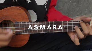 Gambar cover ASMARA - Setia Band | Cover Ukulele by Alvin Sanjaya