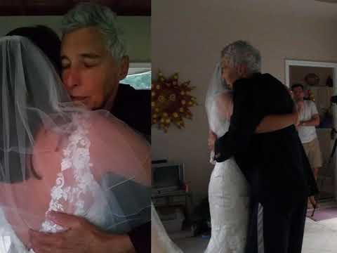 Woman Has Father-daughter Dance With Cancer-suffering Dad Before It's Too Late