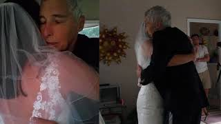 Woman has father-daughter dance with cancer-suffering dad before it