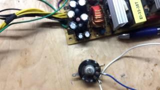Автомобильное зарядное из компьютерного блока питания ATX DELUX без схемы