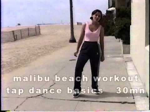 malibu beach workout-30 mn dance workout