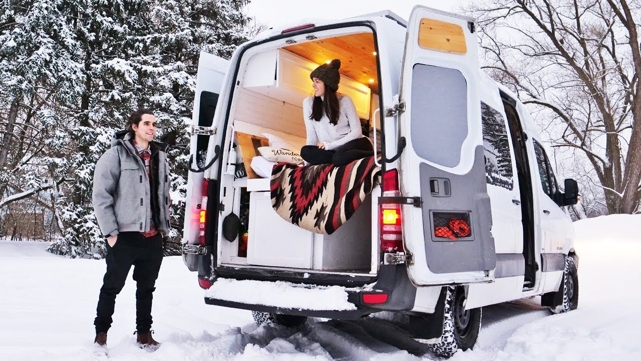 surviving-winter-van-life-preparing-our-van-for-the-cold