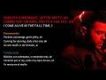 Starboy - The Weeknd (Official Video Lyrics) Letra Ingles - Español + Pronunciacion