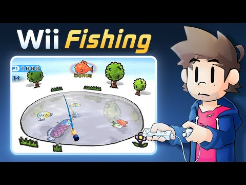 A Quaint Video About Wii Fishing