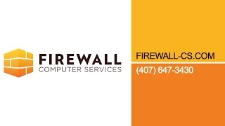 Orlando IT Services | Central Florida Computer Help | Firewall Computer Services, LLC