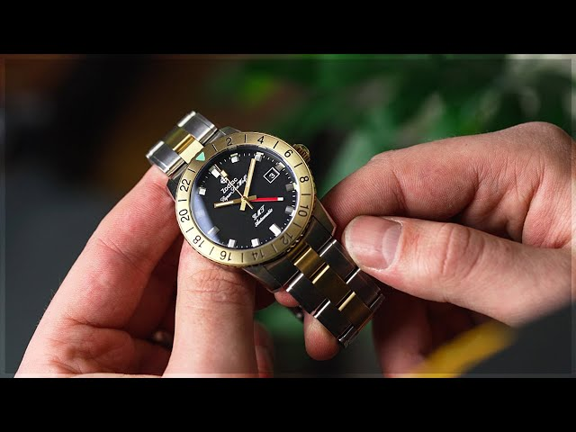 The Zodiac Sea Wolf GMT | First Look With WatchGecko