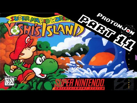 Yoshi's Island Part 11 - You Can Only Cheat Death So Many Times...
