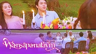 Repeat youtube video Wansapanataym: Special Dinner