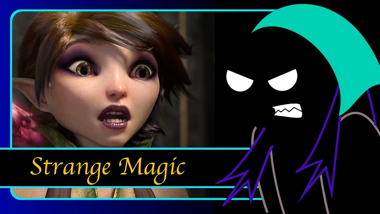 """Download Celly """"reviews"""" Strange Magic (with Sock Puppets)"""