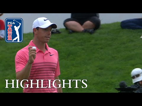 Rory McIlroy extended highlights | Round 3 | Bridgestone