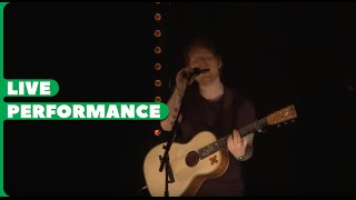 Ed Sheeran I See Fire Live At Paddington Town Hall For IHeart Radio