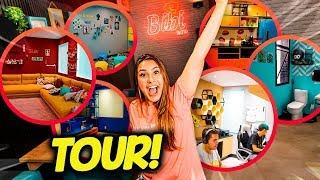 TOUR PELO MEU NOVO ESTÚDIO! (QGTATTO)