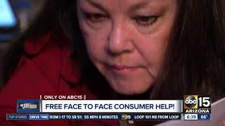 Free face to face consumer help from the Let Joe Know team!