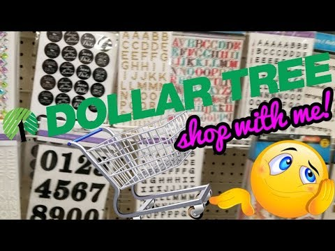 DOLLAR TREE SHOP WITH ME | JULY 2018 | SAVVY CANADIAN AUNTIE
