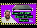 Inkel PT-9107 Digital Tuner Repair. A pro bit of kit with faults to fix.