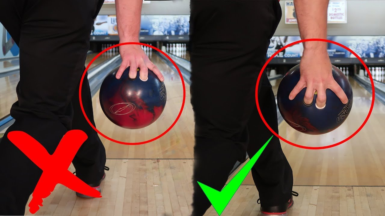 How To Hook A Bowling Ball Youtube