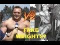 Bill Kazmaier accuses Tom Platz of Fake Weights