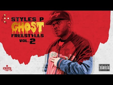 Styles P - Ghost Freestyles Vol.2 (Full Mixtape)