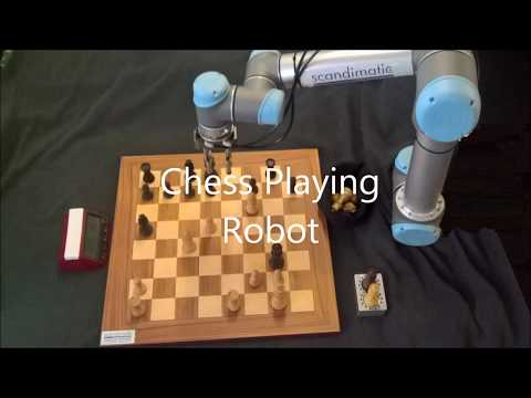 Chess Playing Industrial Robot