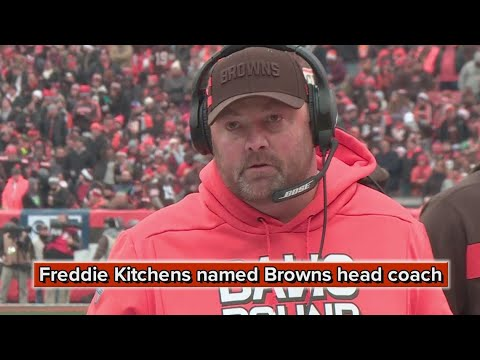 LeeAnn and Wazz - Browns Tap Freddie Kitchens to be Next Head Coach