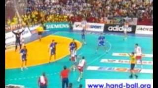 handball goal but