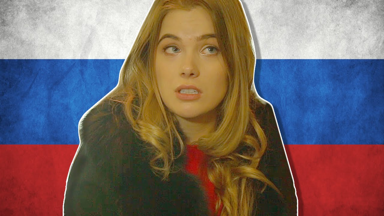Now Youtube Of Russian Woman