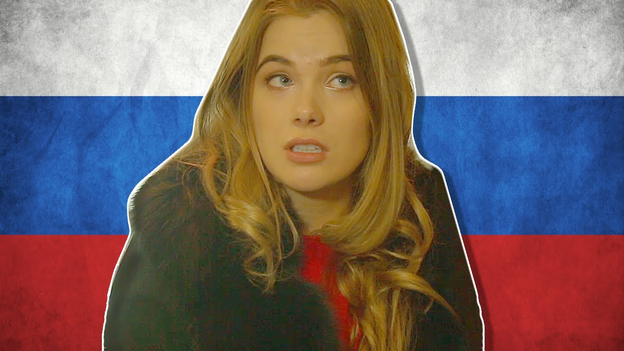 Consider, friends youtube married russian woman