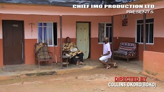 Akpi The great scorpion with peter edochie coming next week Chief Imo Comedy