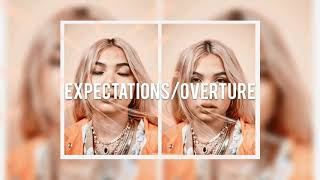 EXPECTATIONS/OVERTURE LYRICS