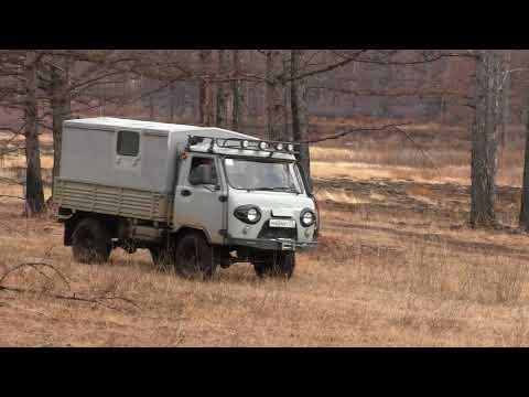 Через болота на УАЗ Патриоте и головастике с блокировками от иж-техно
