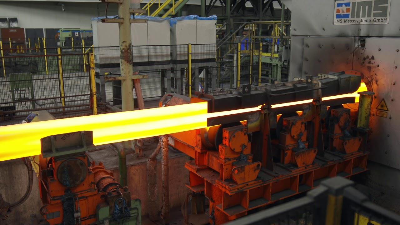 TenarisBayCity seamless pipe manufacturing process