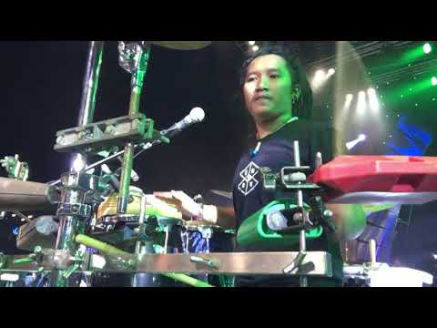 Welcome To My Paradise - Steven & Coconuttreez ( Percussion cam ) by Andrew Prasetyo