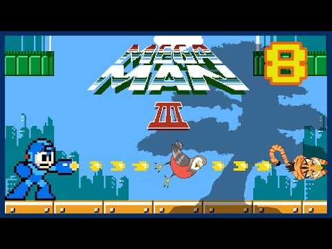 Megaman 3: Wasting Energy - Episode 8 - On the Branch Gaming