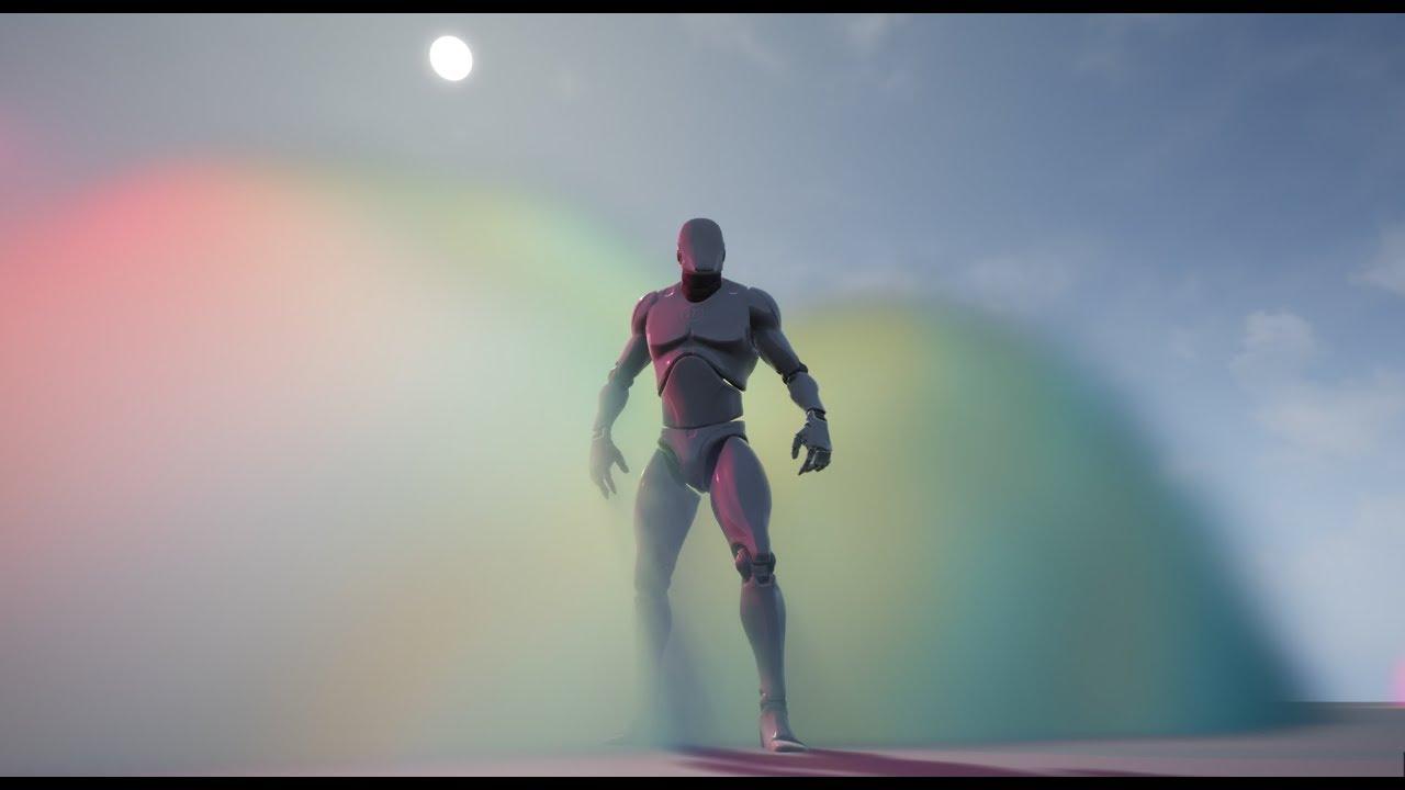 UE4 Local Volumetric Fog / Clouds - Unreal Engine 4