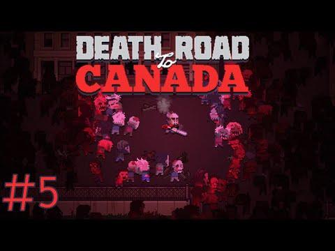 "Death Road to Canada | Adventure #5 | ""Flik n Reaper"""