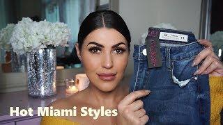 OGROMAN HAUL- Hot Miami Styles Try On  | SabrinaTubic