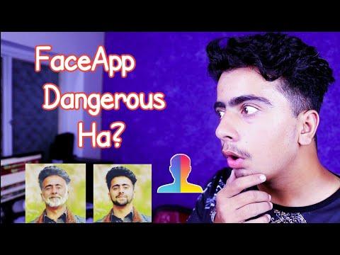 How Faceapp works?