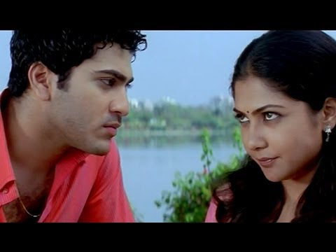 Gamyam Movie || Beautiful Love Scene Between Sharwanand & Kamalinee Mukherjee