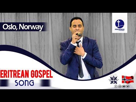 """PRESENCE TV CHANNEL """"Eritrean Gospel Song@Oslo Norway"""" WITH PROPHET SURAPHEL DEMISSIE"""