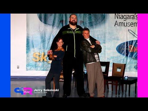 Tallest Man in Canada ✔  Jerry Sokoloski Big Friendly Giant  S01 E03